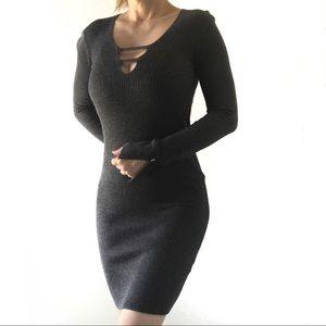 🔥💃🏾 Dynamite Women's Long Sleeve Dress 💃🏾🔥